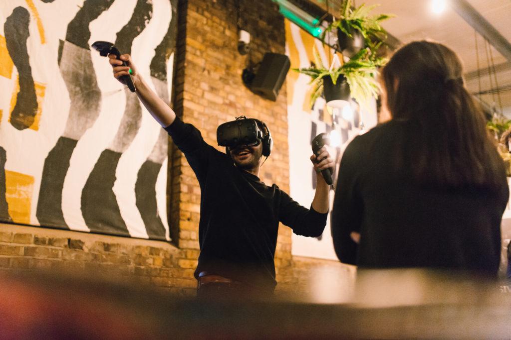 VR at Kaleidoscope VR