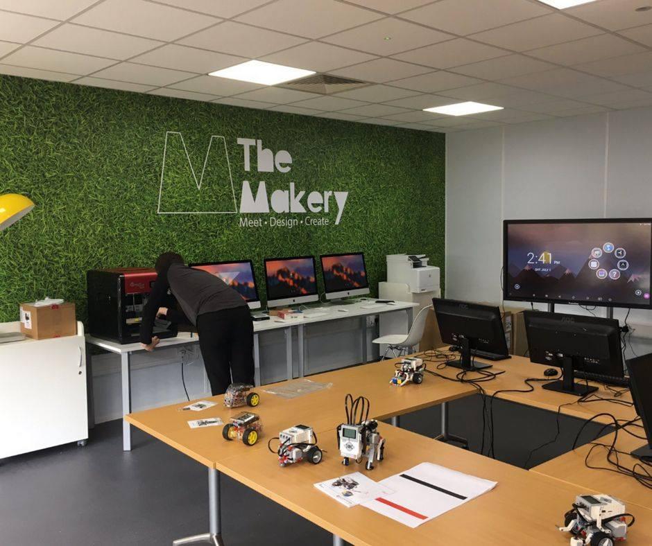 Innovation Lab 39 The Makery 39 Hits Fleet Virtual Umbrella