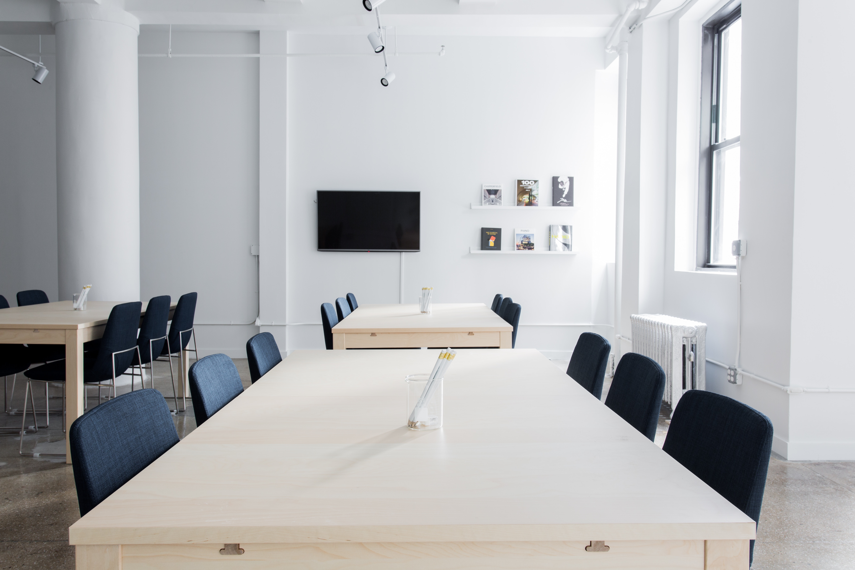 VR Safari Immersive Technology Workshops - office space